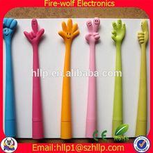 Best Sell Customized Logo plastic pen light