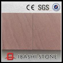 Red flexible sandstone