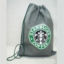 promotion string bag , Cotton Drawstring Bag