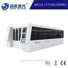 3mm titanium and stainless steel cutting machine fiber laser GN-CF3015 2000w
