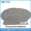 une grande quantité de porcelaine funéraire en granit pierre tombale