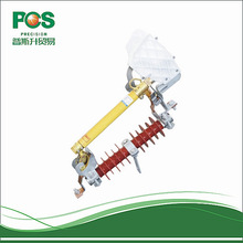 silicone rubber high voltage fuse holder zinc oxide block