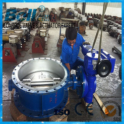 a216 wcb butterfly valve