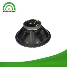 "L18p400 18"" audio rms 1000 watts subwoofer"