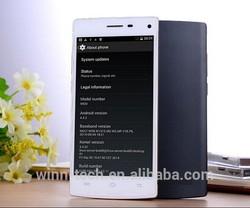 5inch unlocked 3-sim android phone mtk6592 phone H930