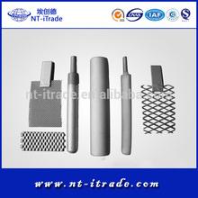 high quality,platinum plated titanium anode