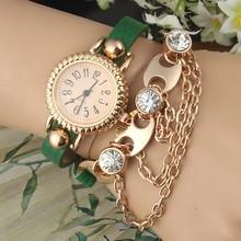New Bracelet Watch Simple Elegant Style of Bohemia Watch Hot lady Watches Women Wristwatches Wholesale