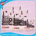 Auto selo saco plástico/cola para o plástico de polietileno/pebd saco de plástico