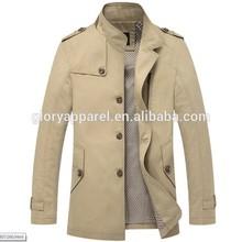 Korean style fashion men coat