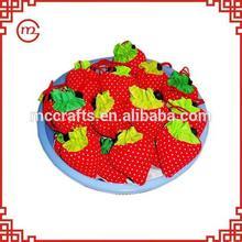 Customized hot sell ziplock fruit bag