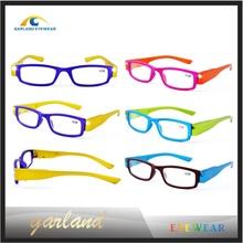 led light bright-colored reading glasses (G1339)