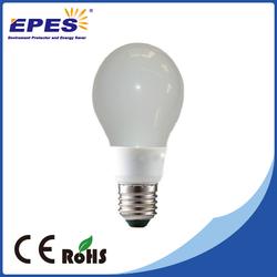 Glass Lamp Holder Milky Cover Led Bulb A60 360 Big Angle E27 led Bulb light