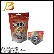 Top Quality New Products Rice Zipper Bag Packaging