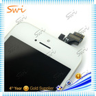 "Factory Price For Iphone 5 Lcd And Digitizer Assembly,For Iphone 5"" Lcd,For Iphone 5 Lcd Screen black and white"