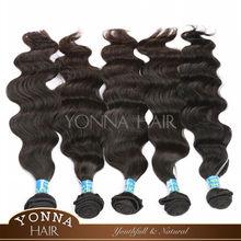 Customized new style peruvian hair weaving deep wave