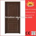 Hot vente simple anciens, sc-p118 porte intérieure