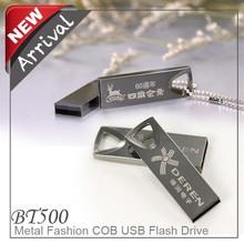 New electronics gift for Christmas , Black nickel COB USB Flash Drive