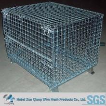 Folding Welded Lockable Storage Cage