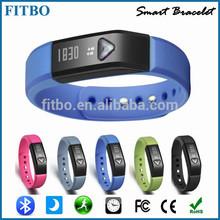 New IP65 Waterproof Bluetooth Pedometer FTB06 u8 pro smart watch