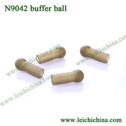 High quality round head buffer ball beads carp fishing terminal tackle