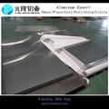 t6 de alumínio placas em relevo placa de alumínio