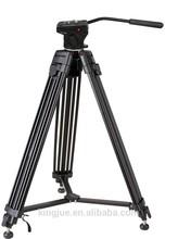 Film Shooting Camera video tripod kits VT-2500+VT-3510W