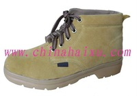 Yellow Rubber Outsole wholesale working safety shoes qingdao