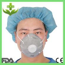 xiantao hubei Mek CE,FDA Activated disposable face mask carbon design