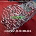 Metal sincap kafesli tutucu/kedi kapanı kafes