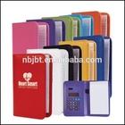 Custom Pu Leather Organizer,Promotion A4 Leather File Folder,Genuine Leather Portfolio