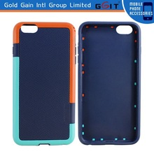 Solid and Sturdy PC plus TPU Back Case For iPhone 6 Plus 5.5""