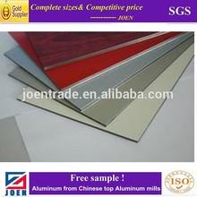 supply high standard aluminium alloy plate 7050 good mechanical