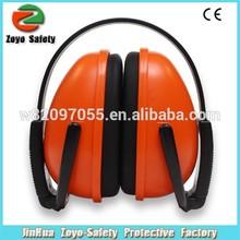 CE Certificate Zoyo-safety Wholesale Safety knitted hamburger earmuffs
