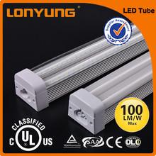 2 feet 4 tubes T5 fluorescent lighting fixture