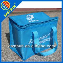 Wholesale china trade fashionable 2 bottle wine cooler bag