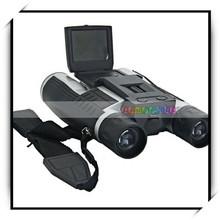 "FS608 2.0"" LTPS 1080P 12X Universal Zoom Lens Digital Telescope Camera Black & Silver"