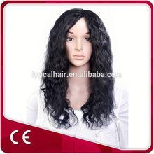 European Hair Silk Top Cap Full Lace Wig