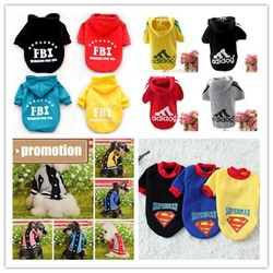 2014 new pet product wholesale dog clothes sweater Christmas dog clothes for small dogs