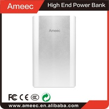 Ultra slim aluminium case 18000mah power bank for andriod and tablet