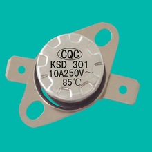 "KSD301 1/2"" Disc Thermal protector thermostat"