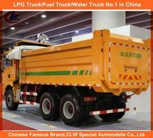 Diesel Fuel Type Shacman M3000 Dumper Trucks