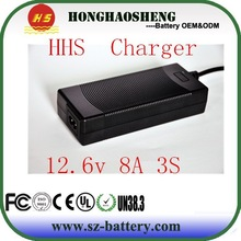 Lead Acid Rechargeable Battery 12.6V 8A 3S Charger