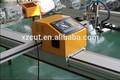 Acelerador auto máquina de corte plasma para o corte de tecido