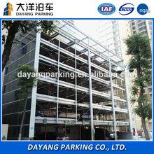 Direct factory mechanical vertical-horizental PSH 7 Da Yang parking equipment