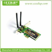 wholesale EDUP EP-9601 300Mbps Wifi PCI-E PCI Wifi Card