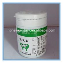 No-antibiotic residual treatment for dairy cow acute mastitis disease Anti-inflammatory cream