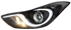 Wholesale price led headlight bulbs for Hyundai Elantra 2V 2011-2012