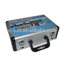Customized Carrying A Sleeve Tool Aluminum Case Box