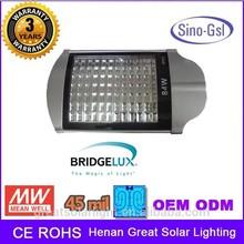 top grade professional design 14W,28W,42W,56W,70W,84W,98W,112W,126W,140W aluminum led street light housing