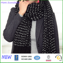 yiwu scarf exporter knit scarf winter muffler ladies scarf